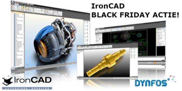 IronCAD Black Friday