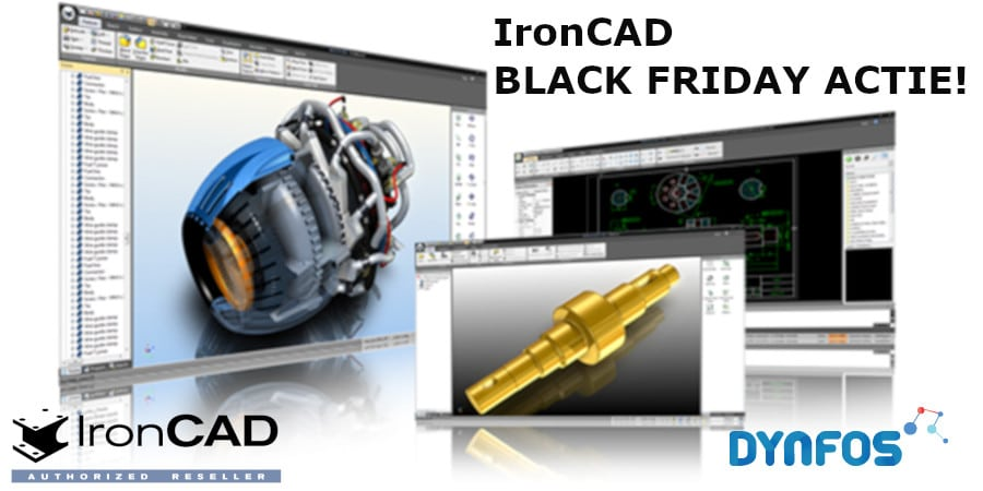 IronCAD Black Friday